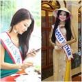 """Làng sao - Trần Thị Quỳnh thuộc top """"gái trẻ"""" Mrs World"""
