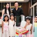 """Làng sao - Con gái Trương Ngọc Ánh làm tiệc sinh nhật """"khủng"""""""