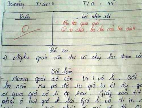 """""""tinh ca ngu"""" voi loi phe doc cua thay co - 3"""