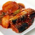 Bếp Eva - Cá thu đao om cay nóng kiểu Hàn dễ nấu