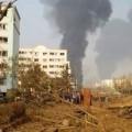 Tin tức - Trung Quốc: Nổ đường ống dẫn dầu, 22 người chết