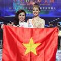 Làng sao - TS Kim Hồng tự hào vì Trần Thị Quỳnh