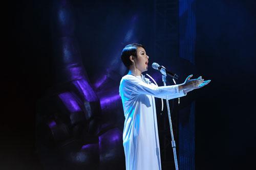 """hong nhung """"thach"""" hoang ton thi the voice my - 13"""