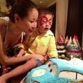 Làng sao - Sinh nhật ấm áp của con trai Hà Kiều Anh