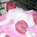 Tin tức - Bình Thuận: Bé gái sơ sinh nặng 6kg