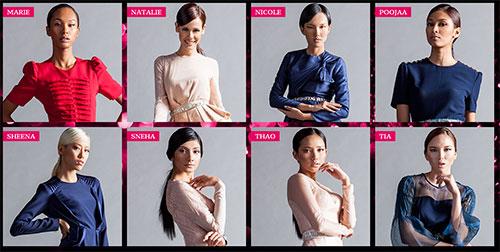 phan nhu thao thi asia's next top model - 2