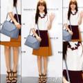 Thời trang - Sao Hàn phối đồ tài tình với sơ mi trắng