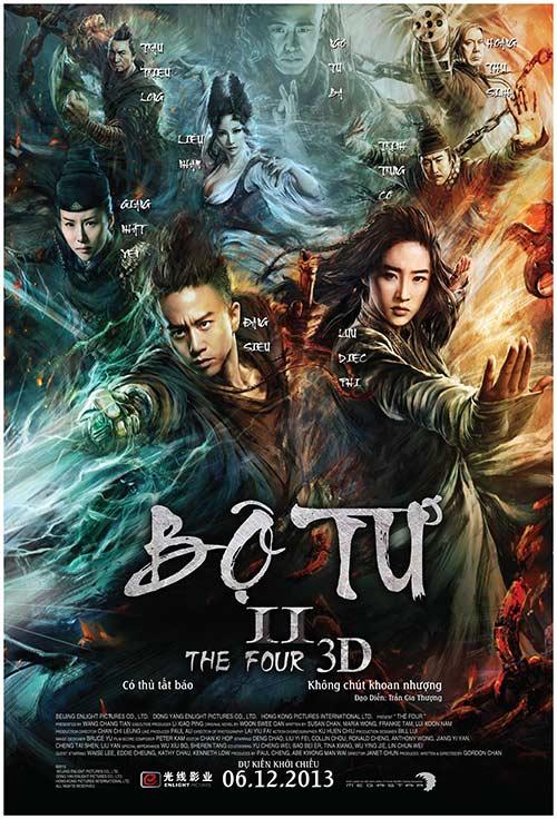the four 2 - su tro lai cua tu dai quai kiet trung hoa - 6