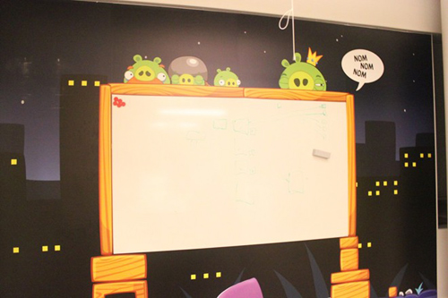 """tham """"to chim"""" cua hang angry birds - 12"""