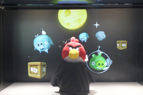 """tham """"to chim"""" cua hang angry birds - 7"""