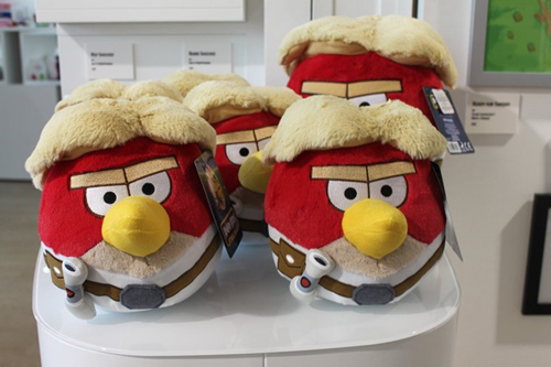 """tham """"to chim"""" cua hang angry birds - 6"""