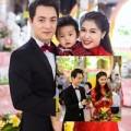 Làng sao - Vợ chồng Đăng Khôi làm hôn lễ theo đạo Phật