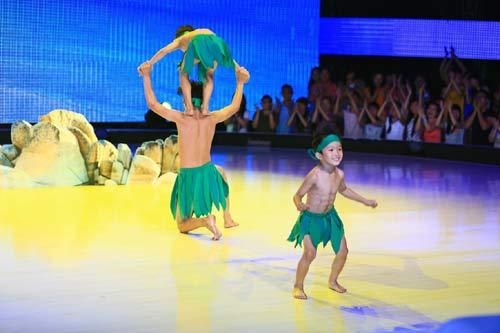 "vang ha ho, show got to dance ""nhat"" - 1"