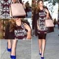 Sao đẹp: Nao lòng style Miranda Kerr