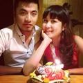 Làng sao - Rộ tin hot girl Mi Vân đã có bạn trai mới