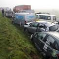 Tin tức - Bỉ: 130 ô tô đâm nhau liên hoàn trên đường cao tốc
