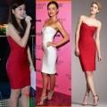 """Thời trang - Hoàng Thùy Linh """"đụng"""" váy với Miranda Kerr"""