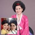 """Làng sao - Minh Hằng làm """"mama Chuê"""" trong Táo quân 2014"""