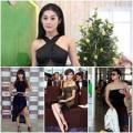 Làm đẹp - Top sao Việt mắc lỗi làm đẹp nhiều nhất 2013