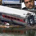 Tin tức - New York: Lái tàu ngủ gật khi tàu trật bánh