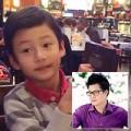 """Làng sao - Quang Dũng gọi con trai là """"ông cụ non"""""""