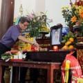 Tin tức - Vụ Cát Tường: Đưa di ảnh chị Huyền lên chùa Kim Liên