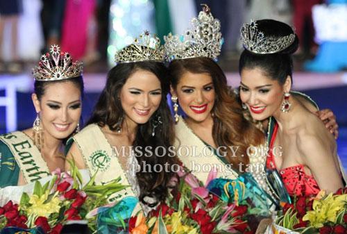 venezuela dang quang hoa hau trai dat 2013 - 2