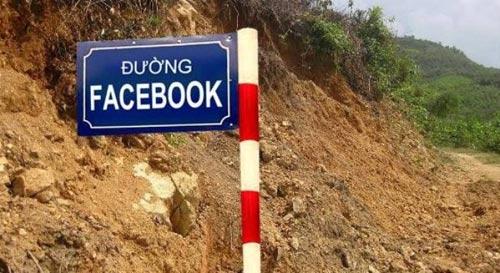 su that ve con duong facebook o ha tinh - 1