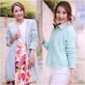 Thời trang - Đông đẹp dịu dàng cùng màu pastel