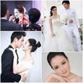 Làng sao - Những nàng dâu mới của showbiz Việt hot nhất năm 2013