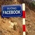Tin tức - Sự thật về con đường Facebook ở Hà Tĩnh