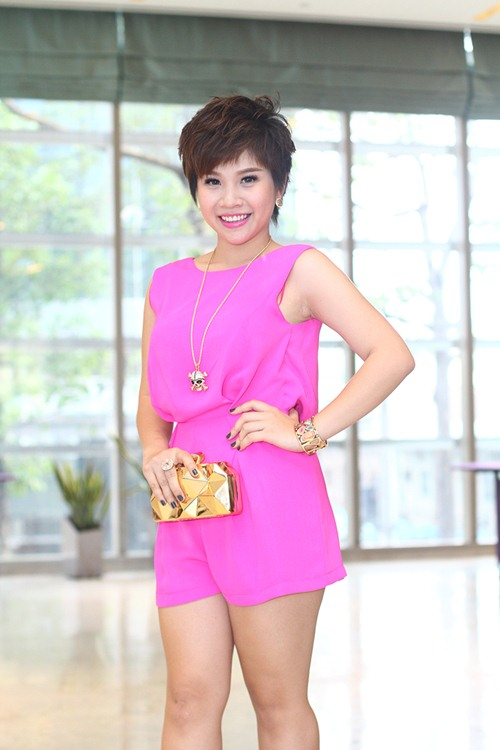 "my tam cuc ""chat"" hoi ngo thi sinh idol - 10"