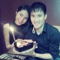 Làng sao - Thủy Tiên bí mật tổ chức sinh nhật cho chồng