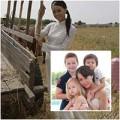 Làng sao - Ngọc Nga viên mãn bên chồng Tây và ba con