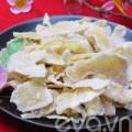 Bếp Eva - Đón Tết với mứt gừng thơm lừng