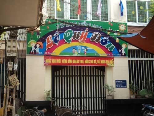 nhung vu bao hanh tre gay phan no nam 2013 - 2