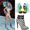 Thời trang - Cận cảnh gót hài của chân dài tại Victoria's Secret Show 2013