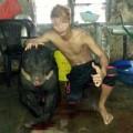Tin tức - Khoe ảnh giết gấu trên Facebook: Sẽ xử lý nghiêm