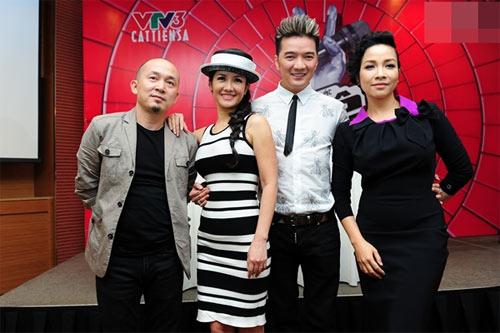 """hong nhung mac """"sai lam"""" trong dem chung ket - 5"""