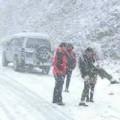 Tin tức - Tuyết rơi sớm bất thường ở Sa Pa: Chuyên gia lý giải