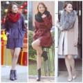 Thời trang - 4 mẫu khăn nên có trong ngày Đông