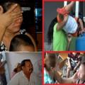 Tin tức - Phụ huynh khóc ngất khi xem clip bảo mẫu hành hạ trẻ