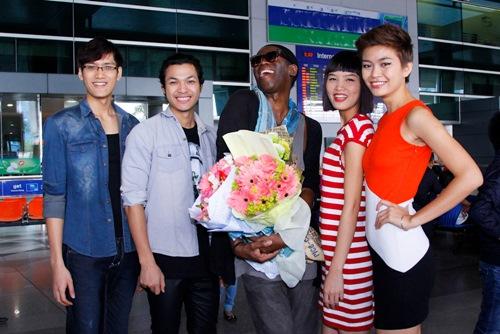 giam khao ameria's next top model den viet nam - 9