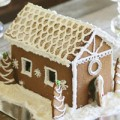 Bếp Eva - Bánh nhà gừng để bé mừng Noel