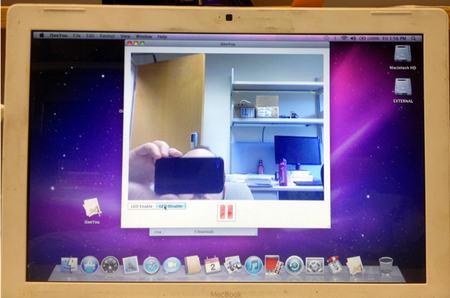 webcam tren macbook co the bi loi dung de theo doi nguoi dung - 1