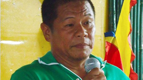 philippines: thi truong bi ban chet tai san bay - 1