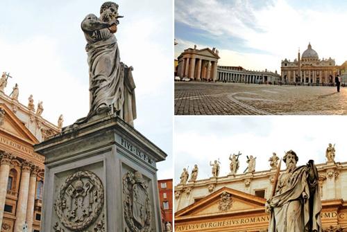 vatican: the gioi thu nho cua kien truc, hoi hoa y - 6