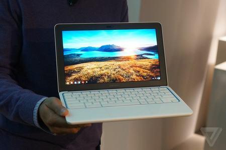 google, hp phai thay sac moi cho laptop chromebook 11 vi loi - 2
