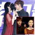 Làng sao - Băng Phạm và Kim Tan khóa môi trên sân khấu