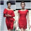Thời trang - Hoàng Yến, Ngọc Hân khoe dáng trong sắc đỏ
